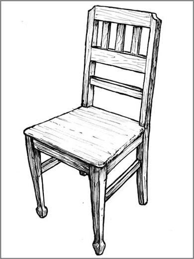 Stuhl bleistiftzeichnung  Nauhuri.com | Stuhl Zeichnung ~ Neuesten Design-Kollektionen für ...