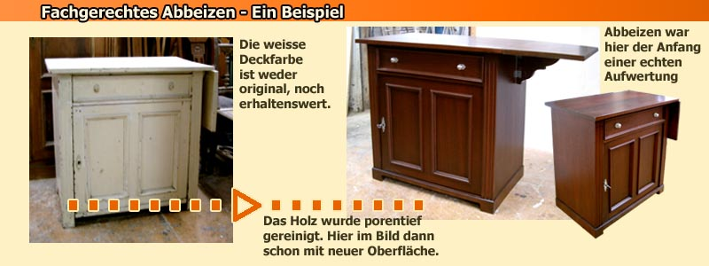 m bel abbeizen m bel restaurieren holzstuhl abbeizen restaurieren reparaturen arbeiten antik. Black Bedroom Furniture Sets. Home Design Ideas